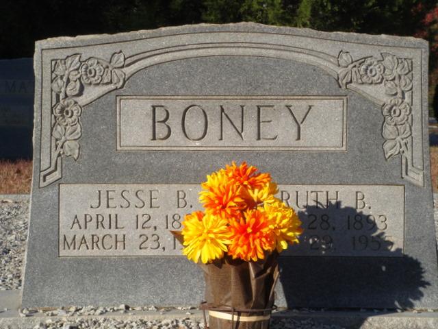 Jesse B Boney