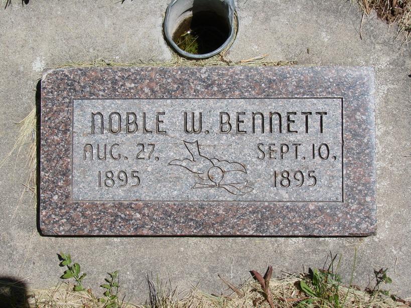 Noble William Bennett