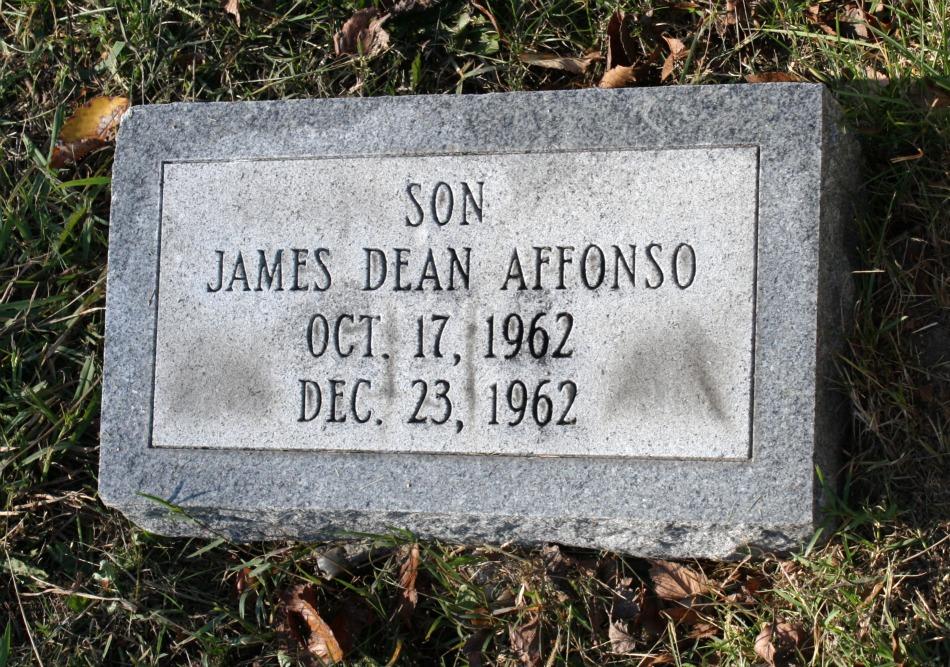 James Dean Affonso
