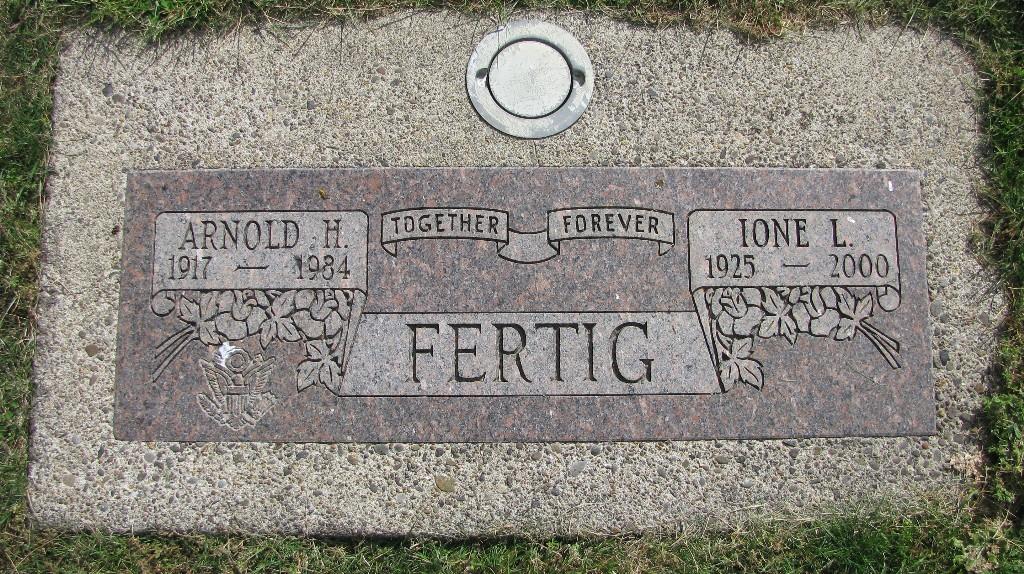 Arnold Hayes Fertig