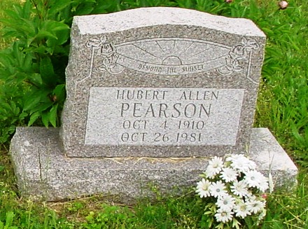 Hubert Allen Pearson