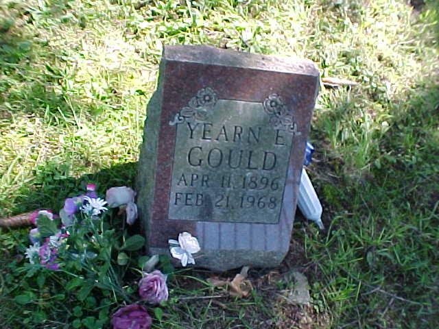 Yearn Earnest Ernie Gould