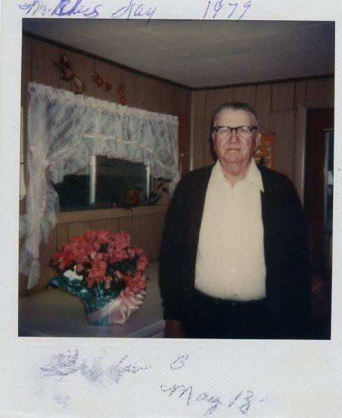 Ralph Russell Buster Badgley
