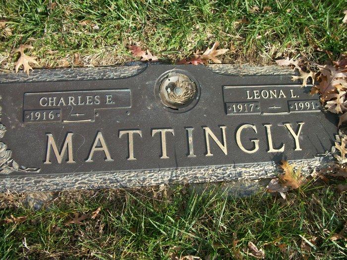 Leona L <i>Shipe</i> Mattingly