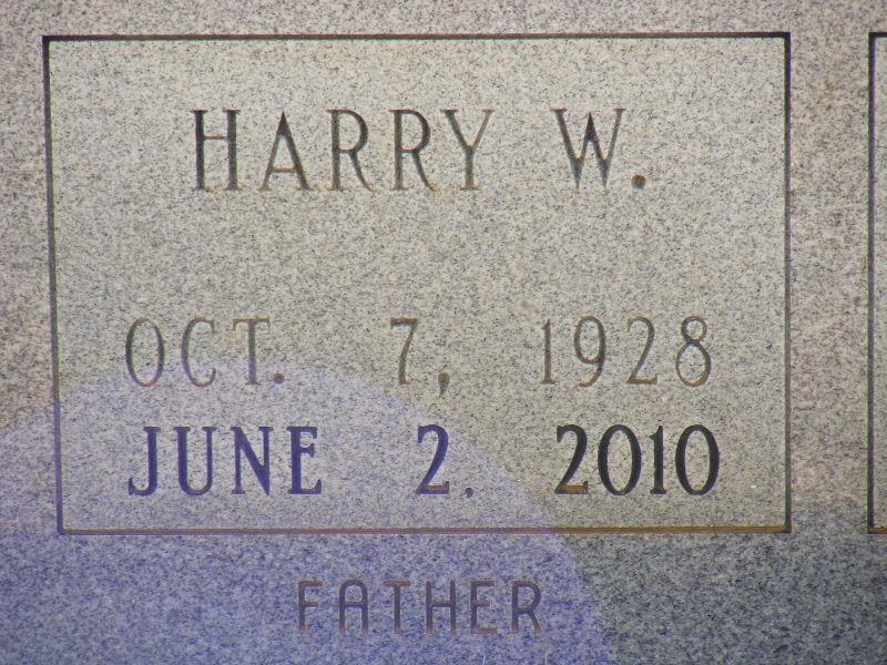 Harry Walker Dermid