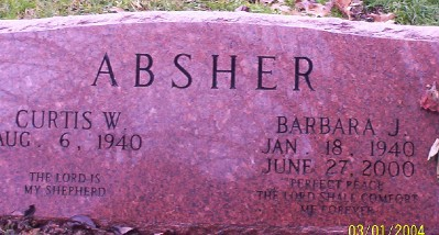 Barbara J Absher