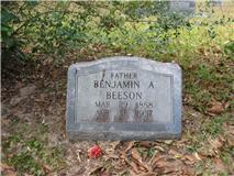 Benjamin Alkanon Beeson