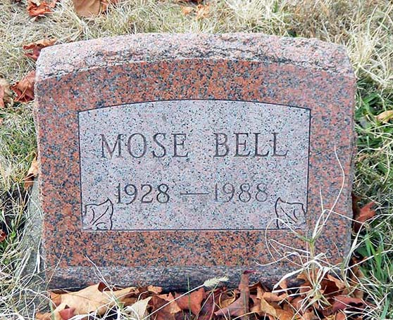 Moses Bell