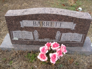 Agnes <i>Howard</i> Barrett
