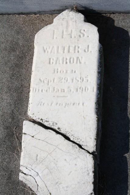 Walter J. Caron