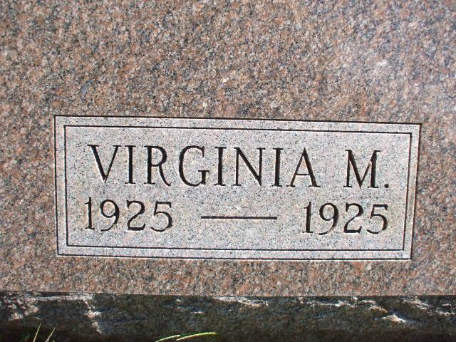 Virginia M. Phillips