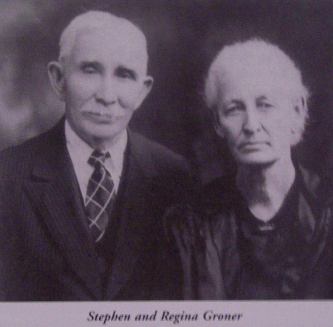 Regina <i>Feltrop Heitman</i> Groner