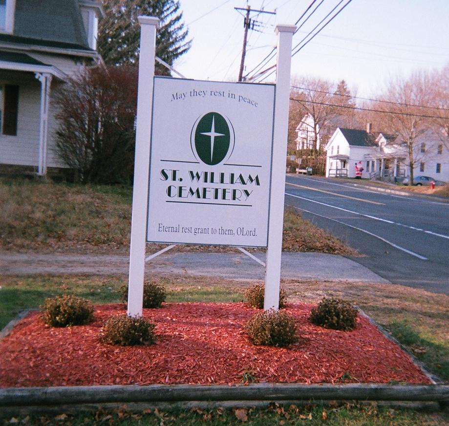 New Saint William Cemetery
