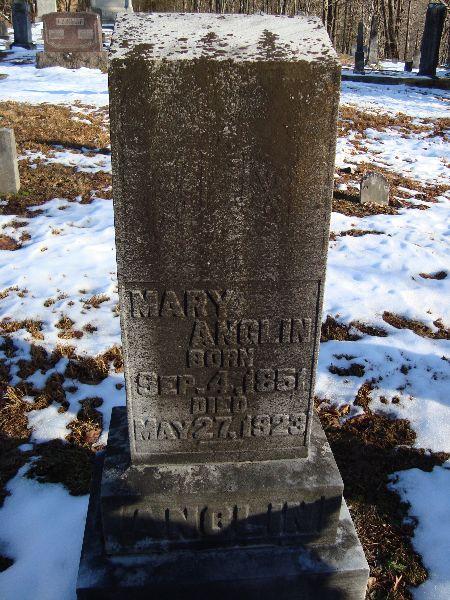 Mary Anglin
