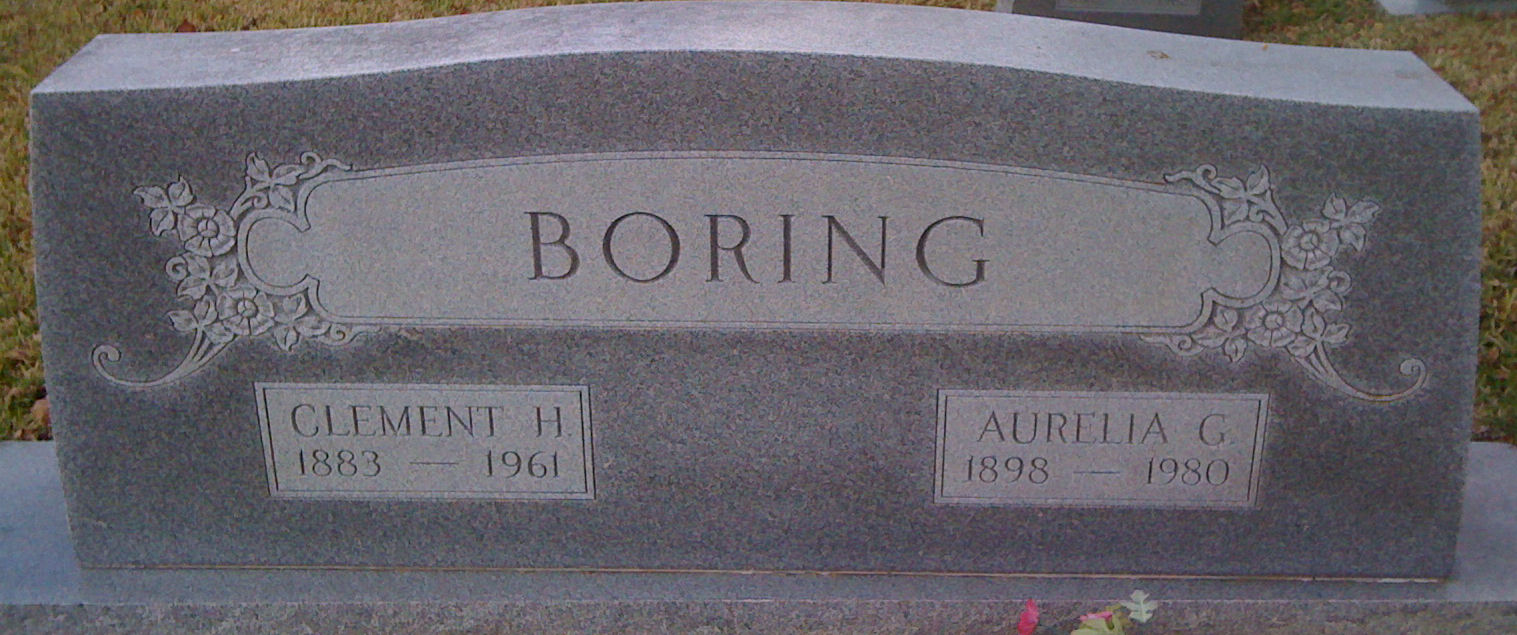 Clement Howard Boring