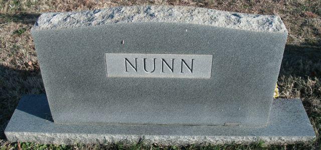 Clayton Russell Nunn