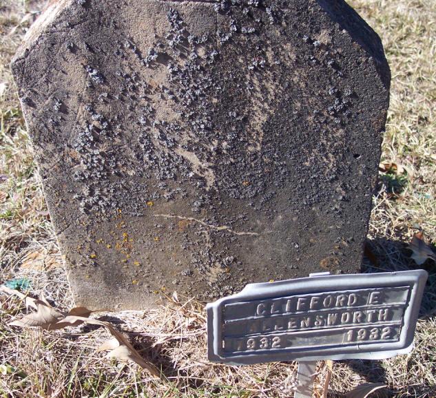 Clifford E Allensworth