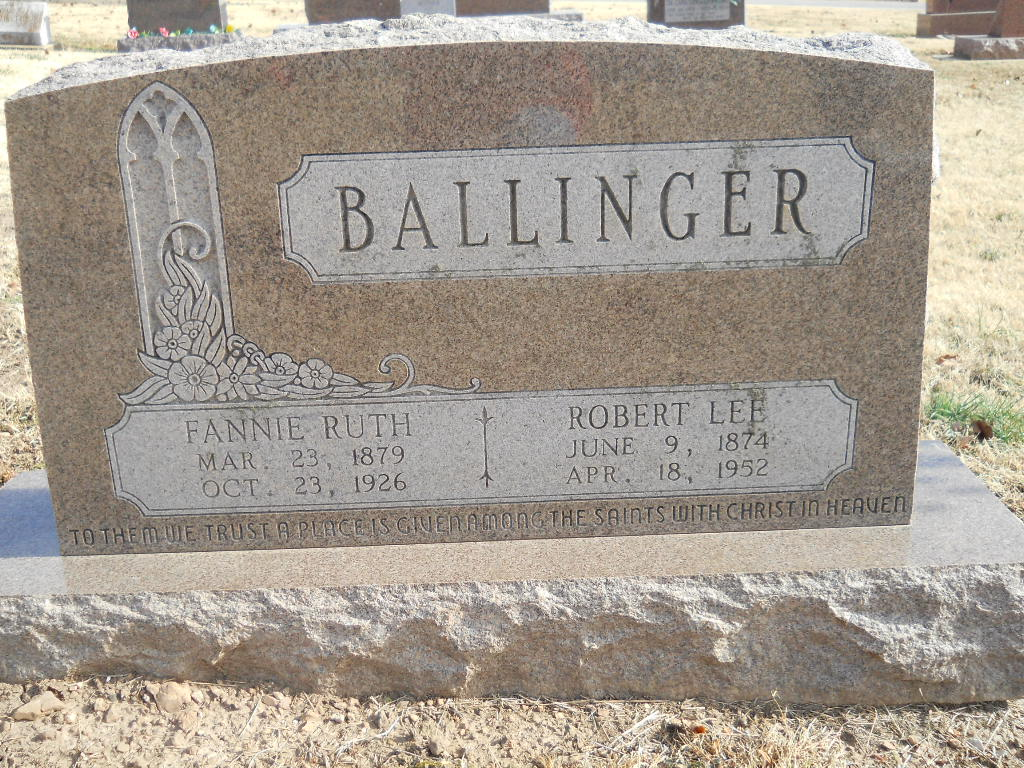Robert Lee Ballinger