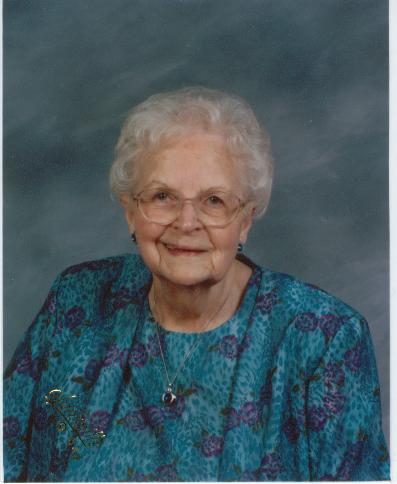 Lillian May <i>Shoudt</i> Scholtz
