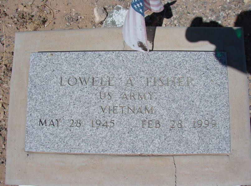 Lowell Fisher