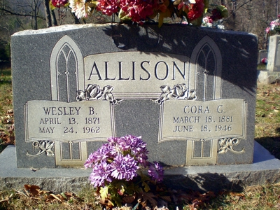 Benjamin Wesley Allison