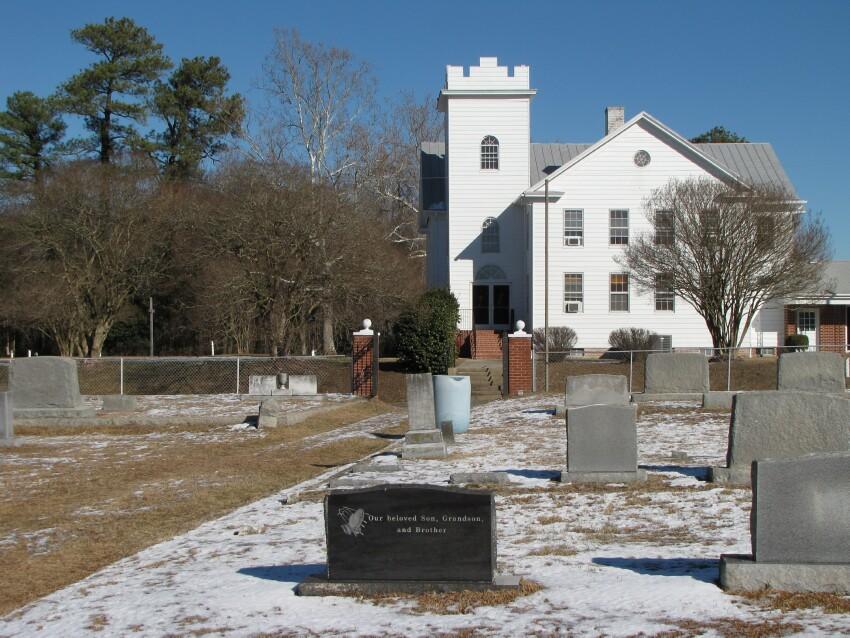 Central Hill Baptist Church Cemetery