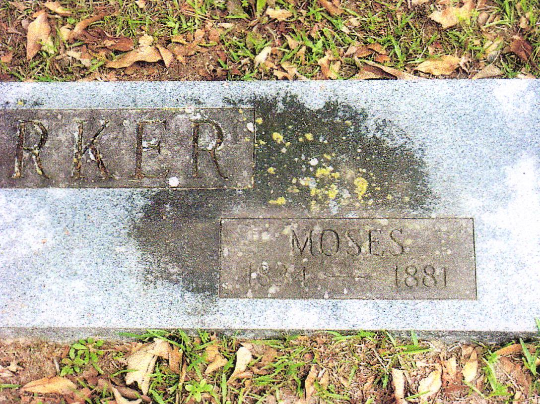 Moses Parker