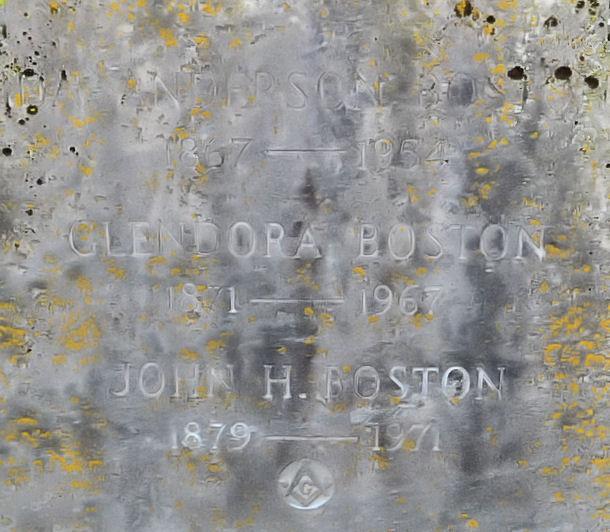 Ida Anderson Boston