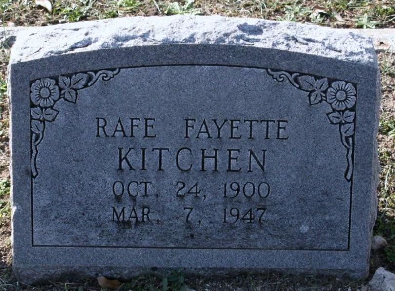 Rafe Fayette Kitchen
