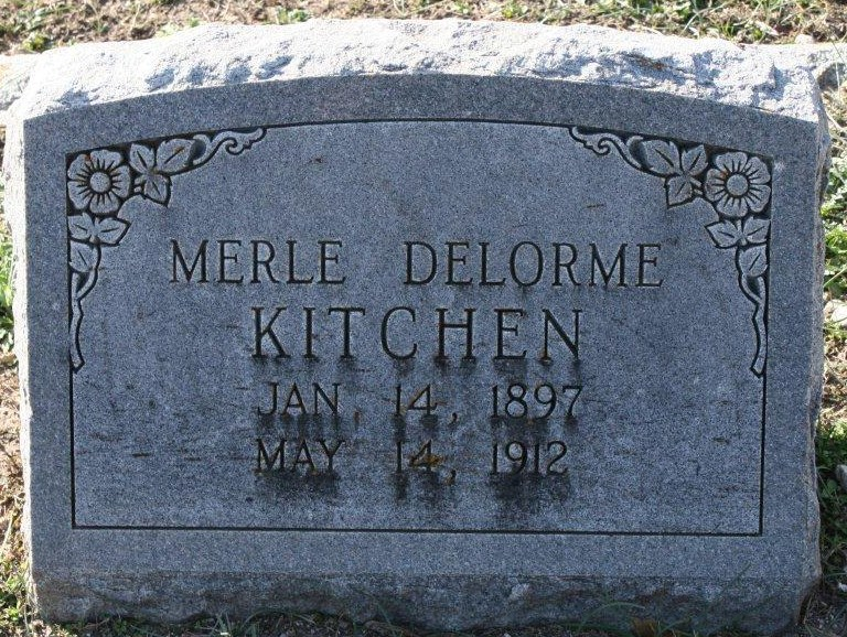 Merle Delorme Kitchen