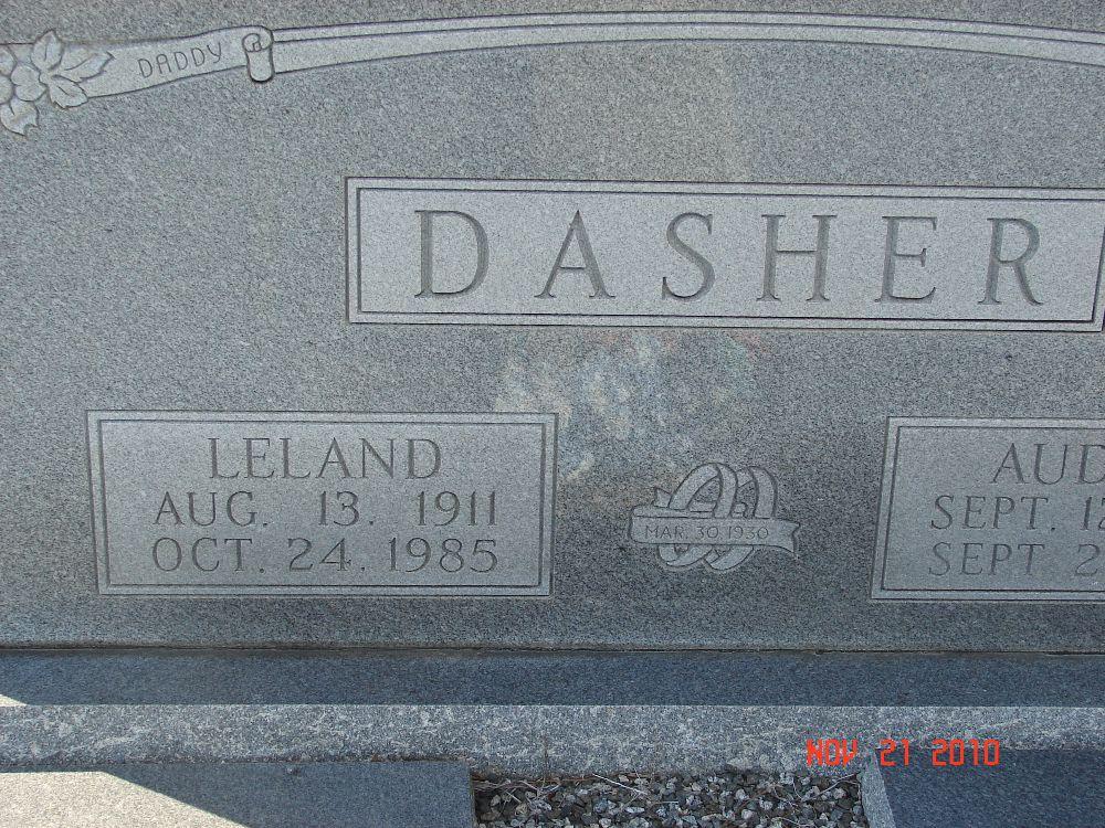 Leland Dasher