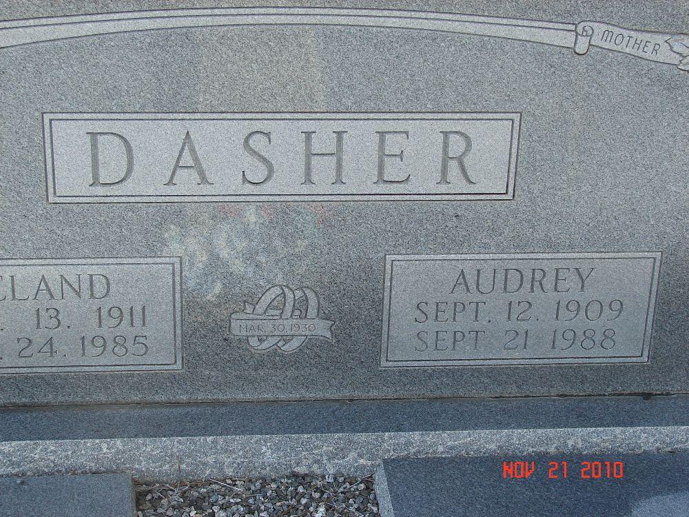 Audrey Dasher