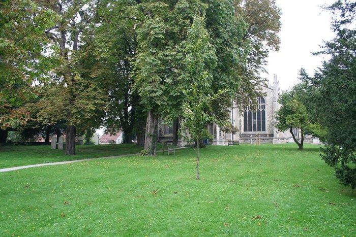 Walden Abbey