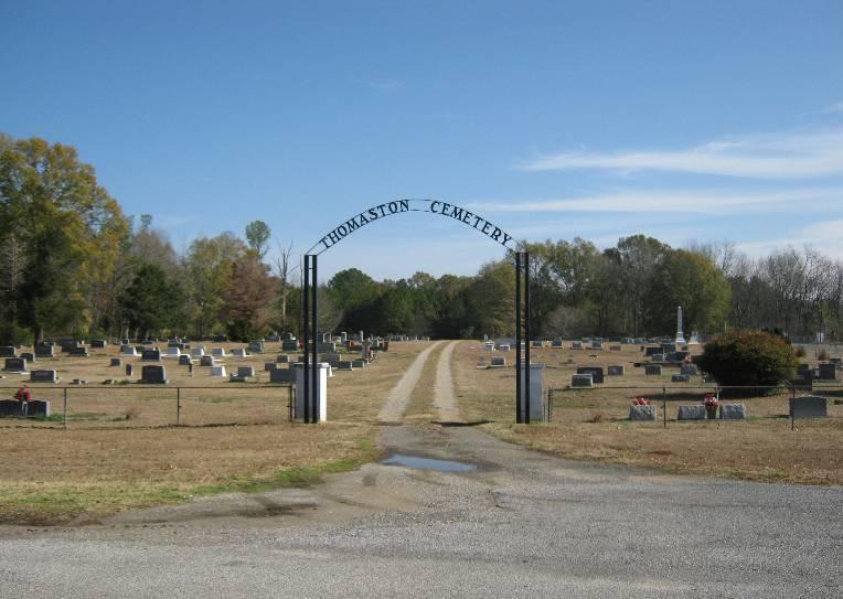 Thomaston Cemetery