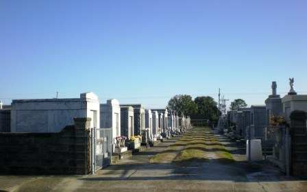 Hook and Ladder Cemetery
