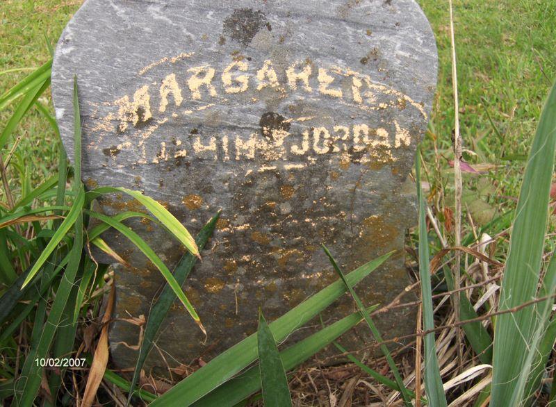 Margaret M <i>Wood</i> Jordan