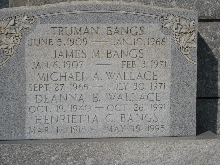 James Madison Bangs