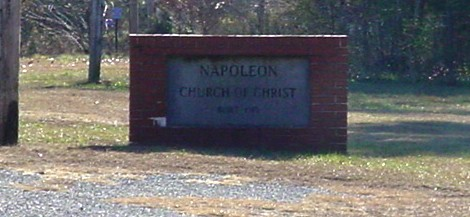 East Napoleon Church of Christ Cemetery