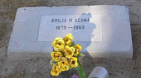 Emilia <i>Munoz</i> Acuna