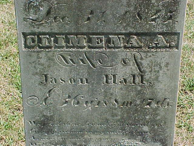 Climena A. Hall