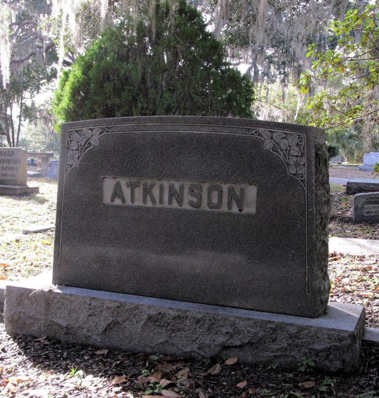 Virginia Jenkins <i>Fant</i> Atkinson