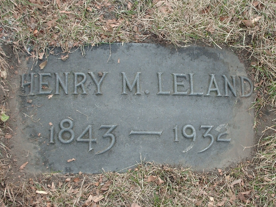 Henry Martyn Leland