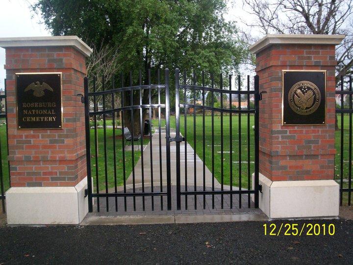 Roseburg National Cemetery