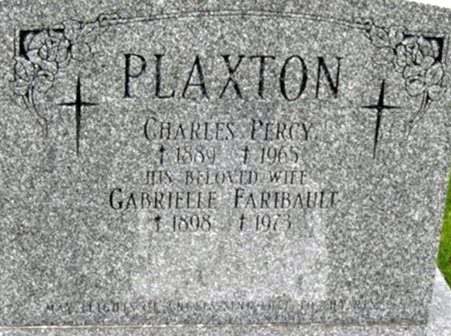 Charles Percy Plaxton