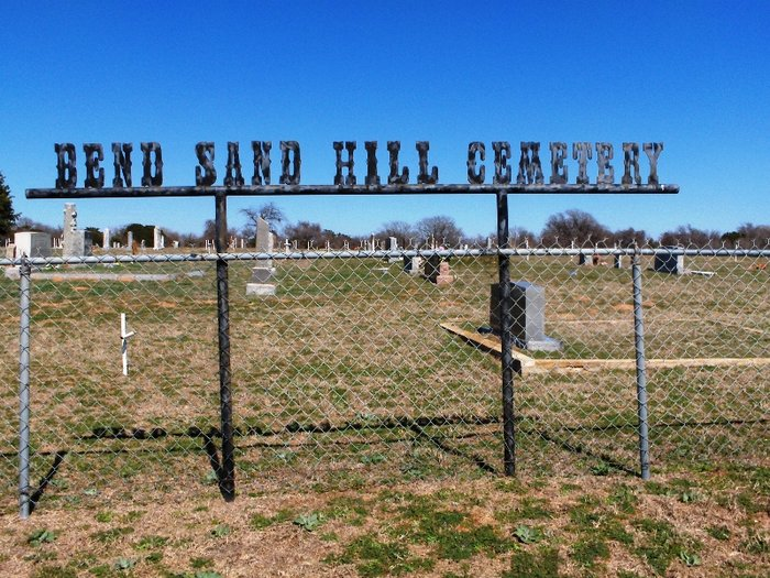 Bend Sand Hill Cemetery