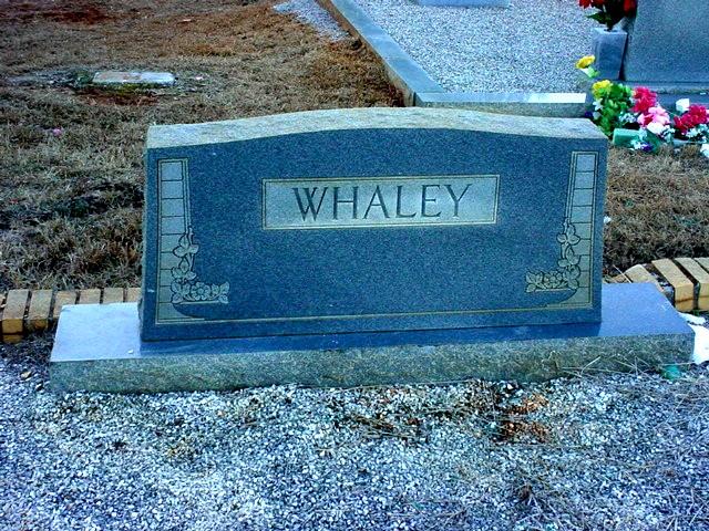 Bertha Mae <i>Young</i> Whaley