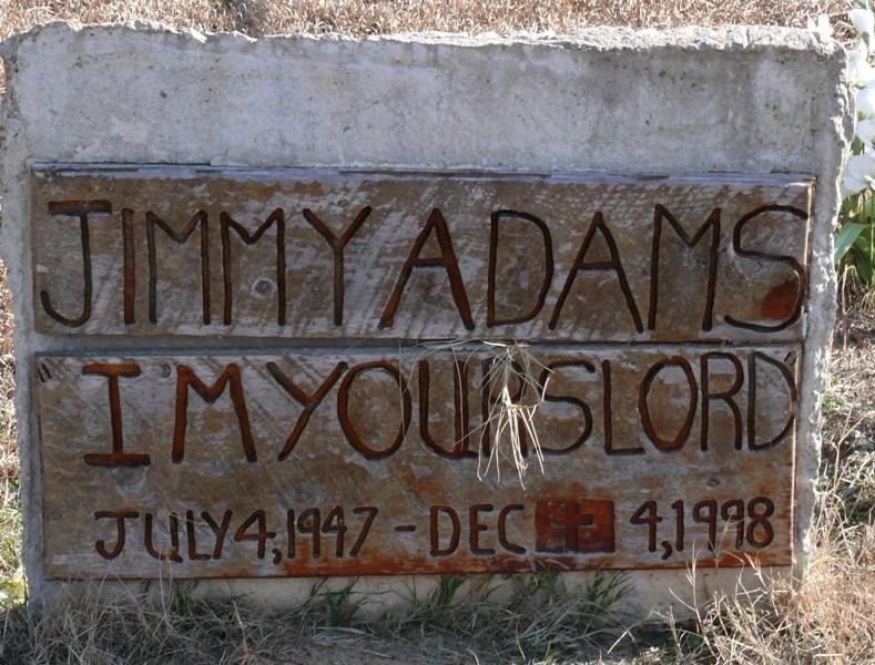 Jimmy Adams