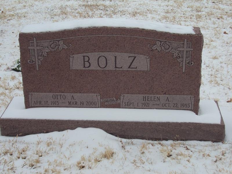 Helen Aimee <i>Kinne</i> Bolz