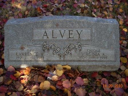 Virginia Catherine Chickie <i>Kuchenbrod</i> Alvey