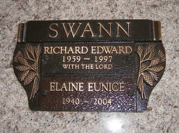 Richard Edward Swann